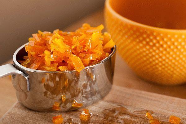 Цукаты из апельсиновых корок: польза и ...