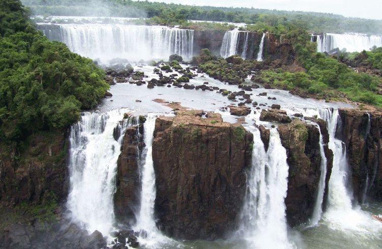 водопад-игуас