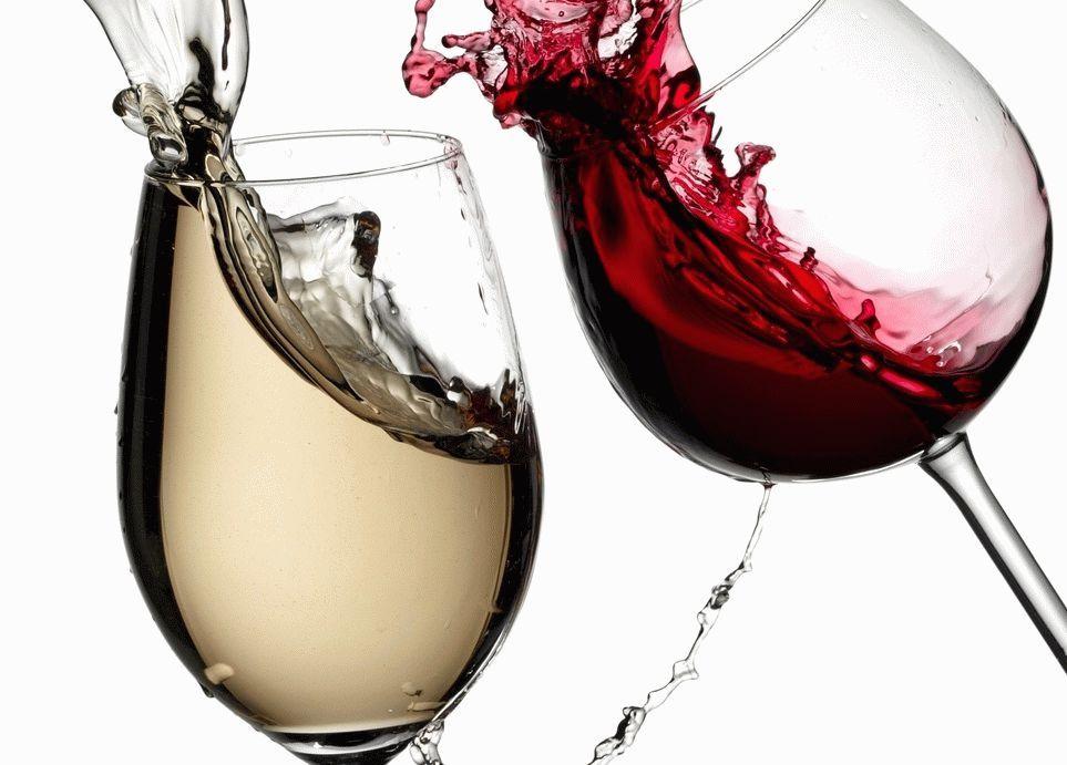 вино от холестерина