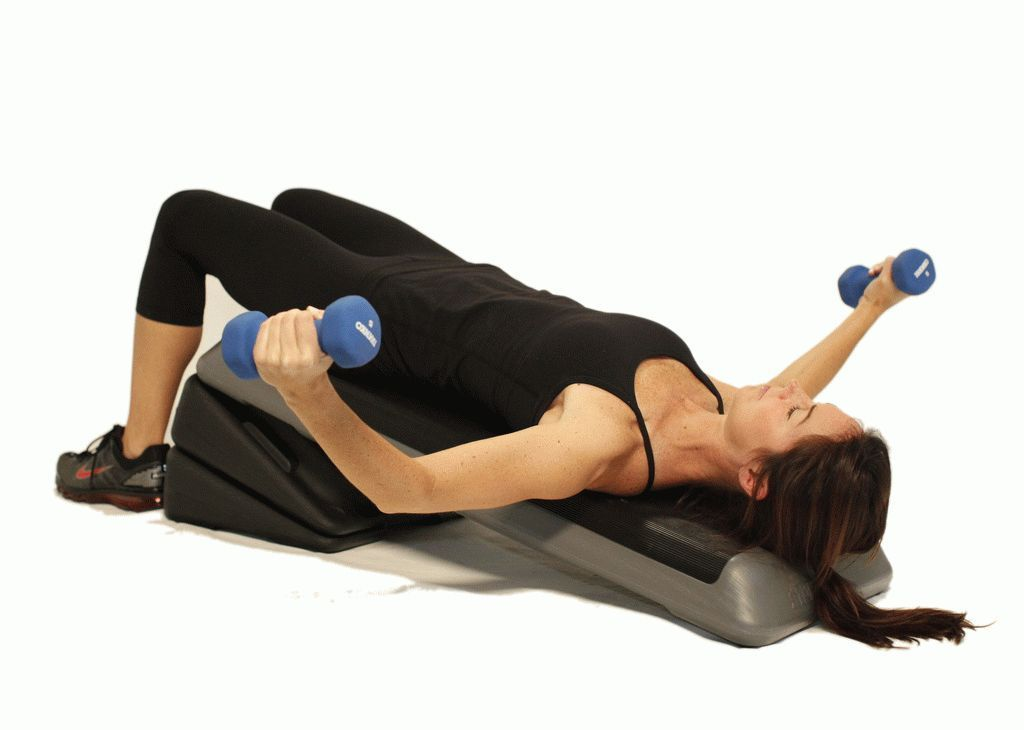 Упражнения на сжигание жира нижней части живота
