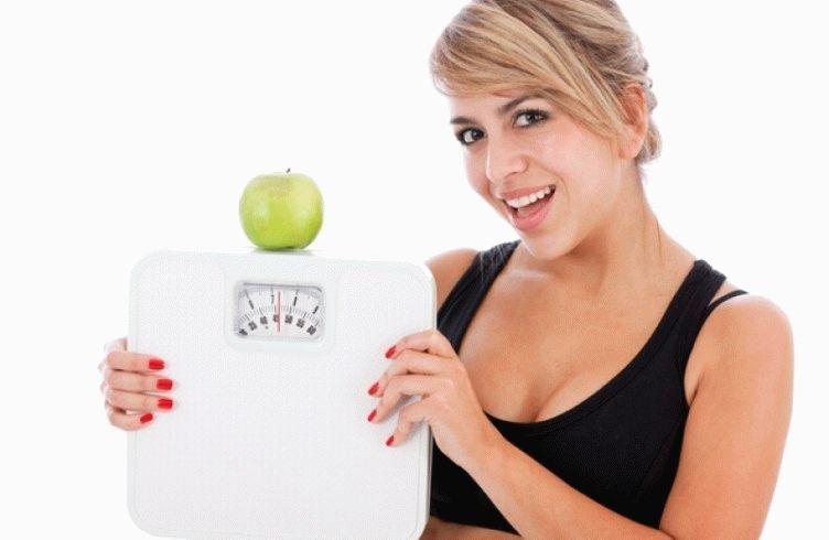 как похудеть девочке 12 лет
