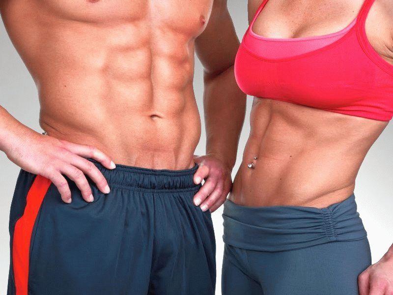 как похудеть дома в декрете