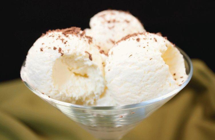 как сделать мороженое в домашних условиях без молока