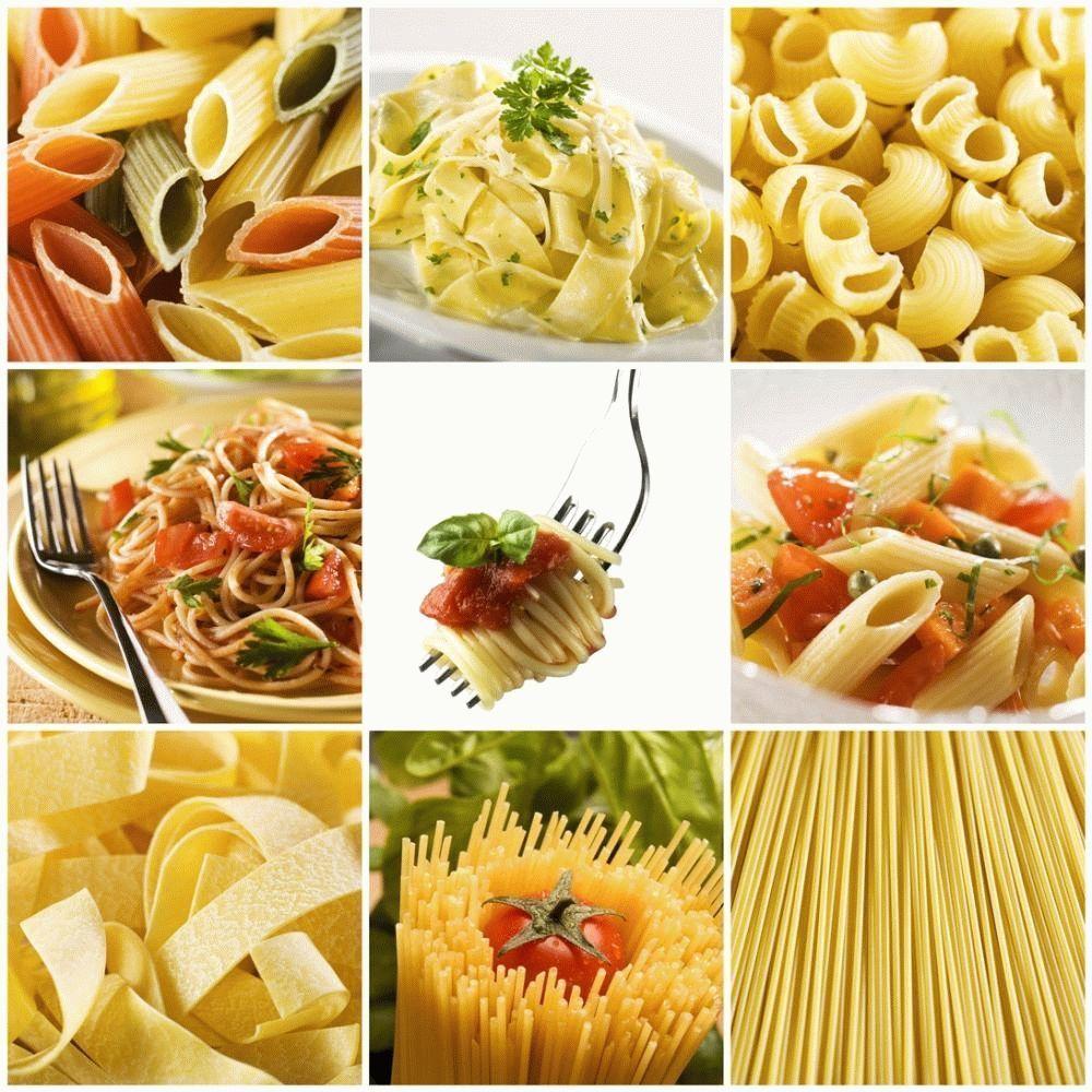 макароны, паста, спагетти