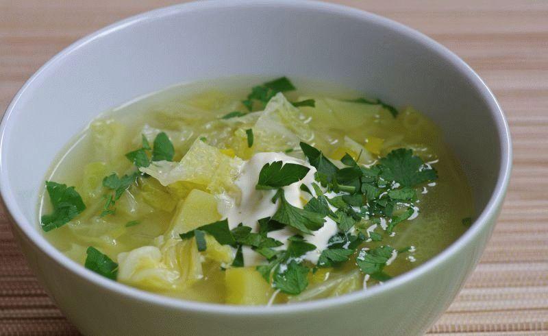 как приготовить вермишелевый суп без мяса рецепт