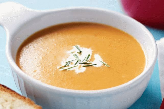 Как варить суп для маленького ребенка