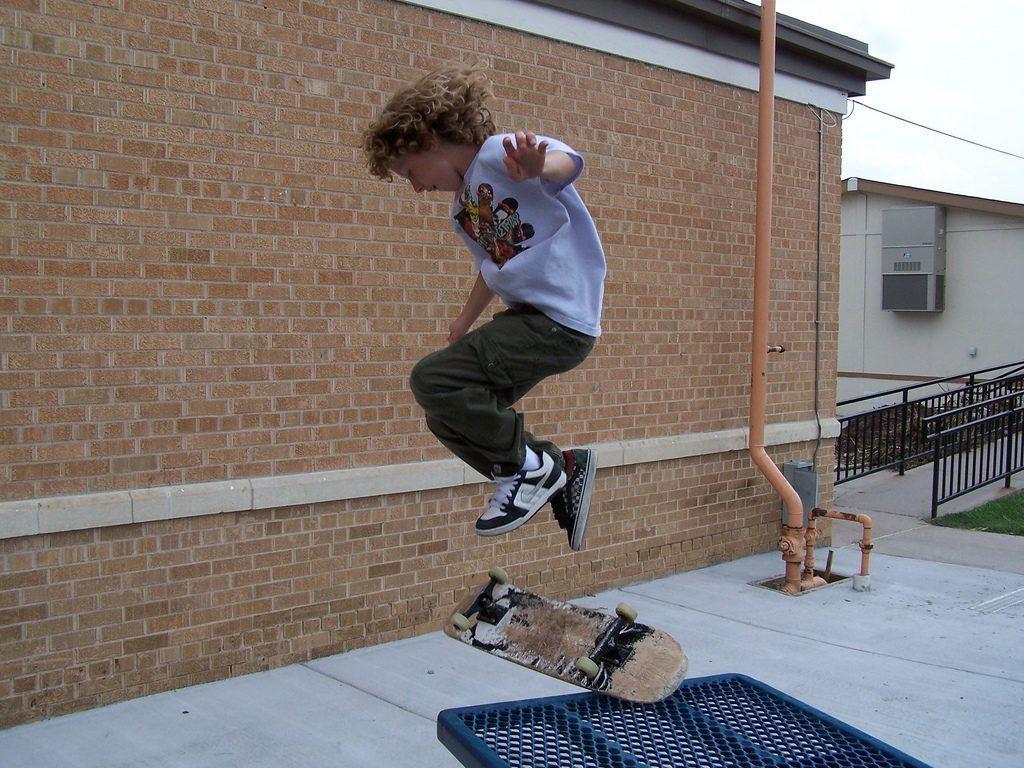 можно ли похудеть катаясь на скейтборде