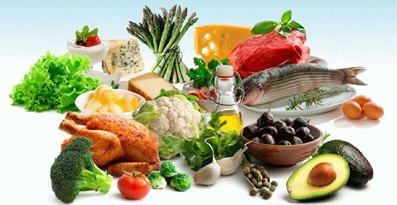 рецепты безж жиров и углеводов