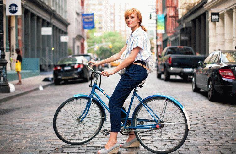 Как выбрать велосипед для женщины по росту и весу