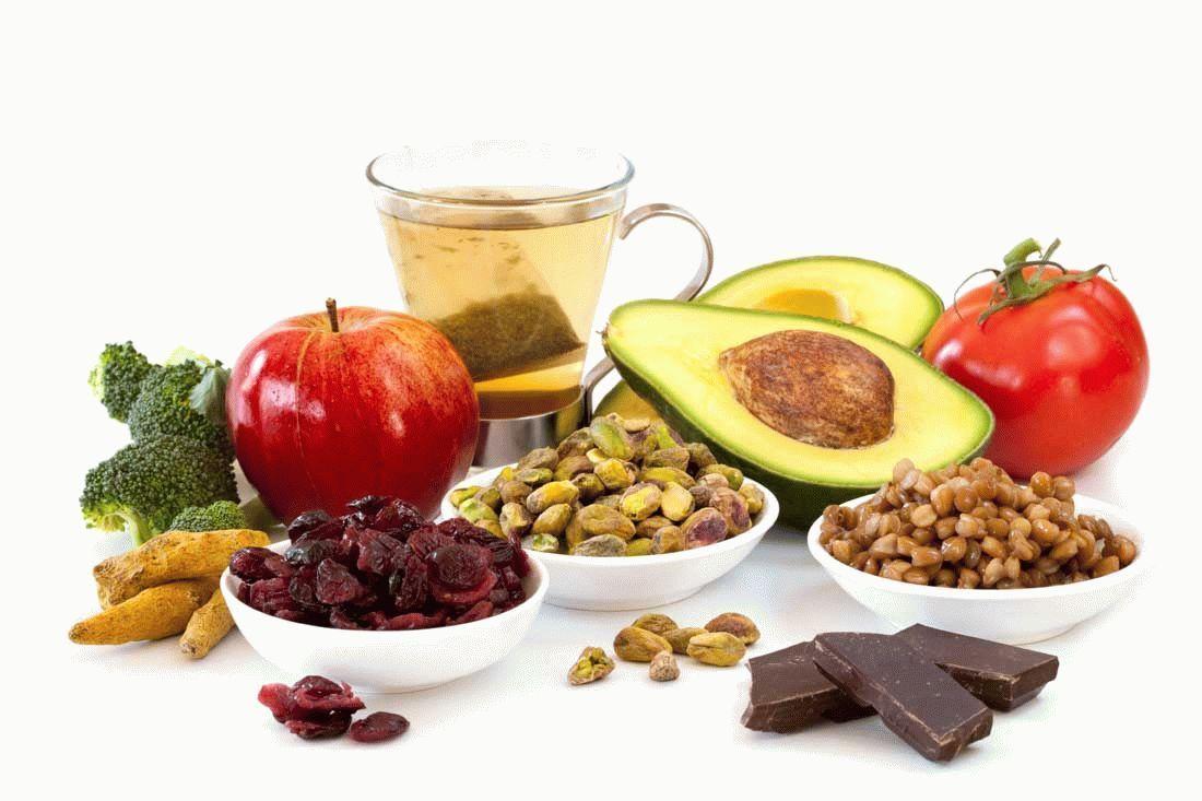 Рациональное питание или что можно есть при подагре