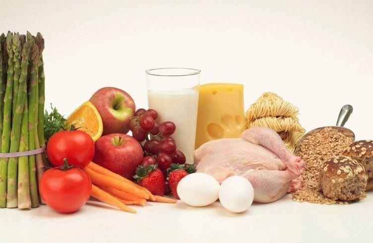 примерное меню при высоком холестерине на неделю