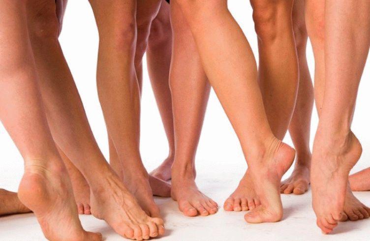 Как бороться с шишками на ногах в домашних условиях