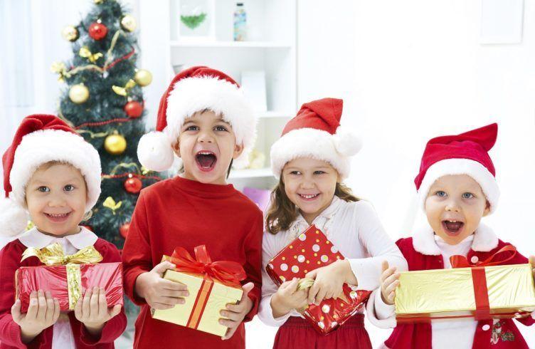 Сценарии Новый Год 2018 в детском саду старшая группа