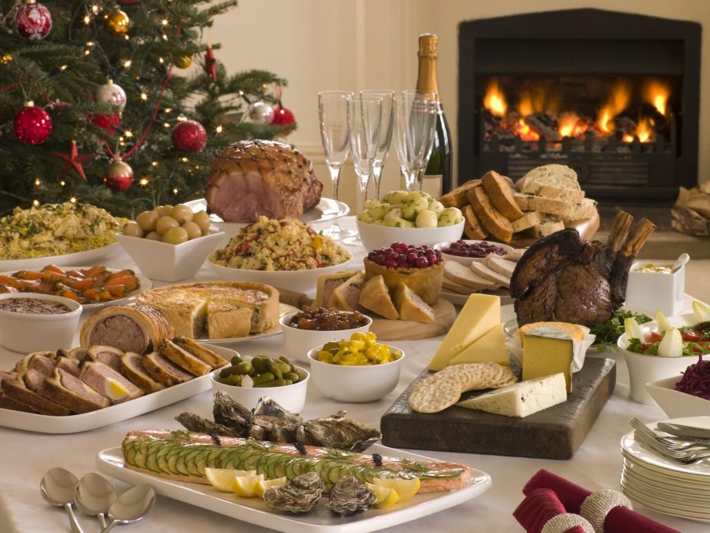 Сервировка новогоднего стола 2018 фото в домашних условиях
