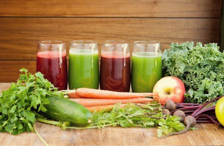 Forager's  Market .Fresh Vegetable Juices