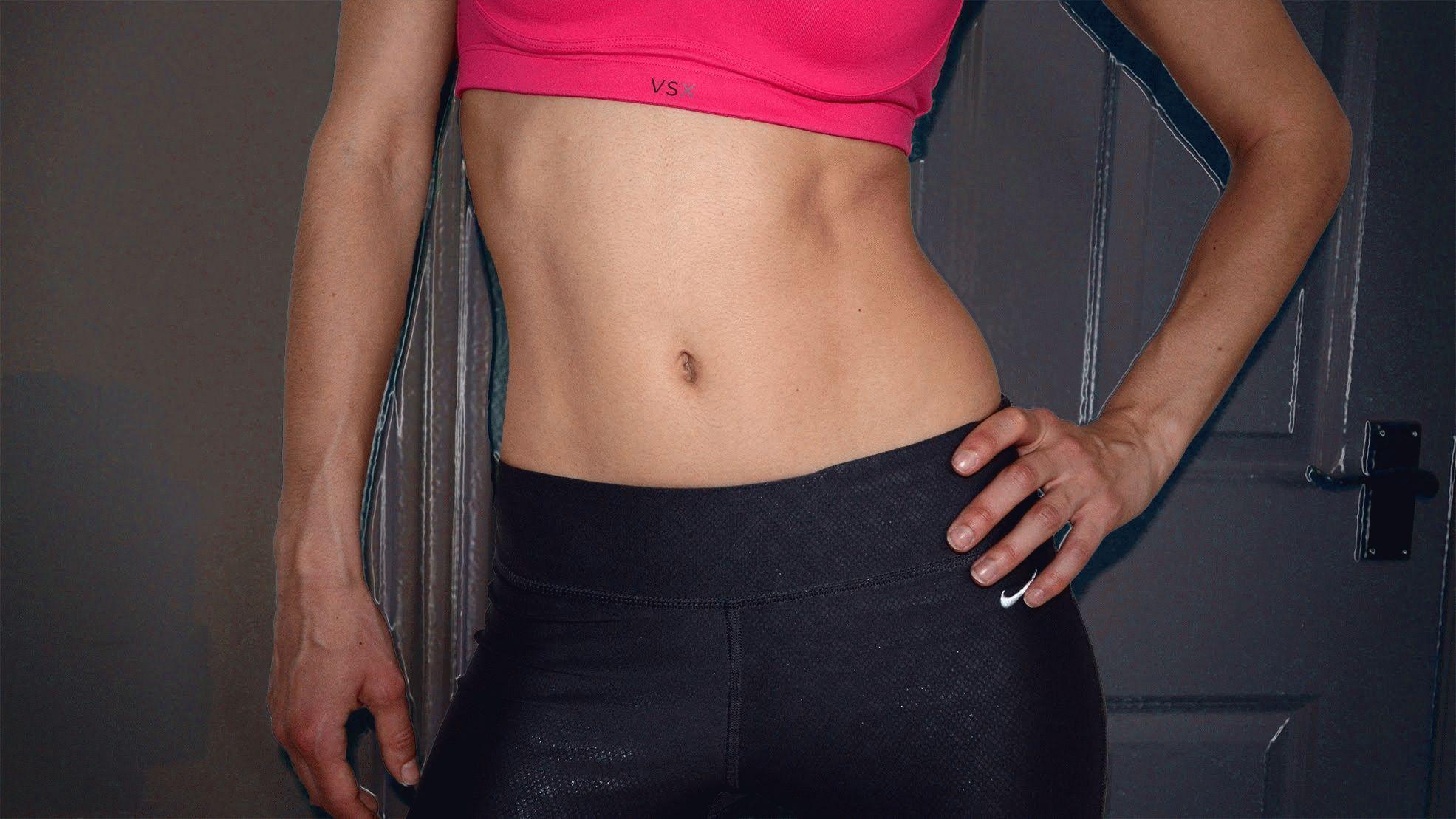 как быстро убрать подкожный жир упражнения диеты