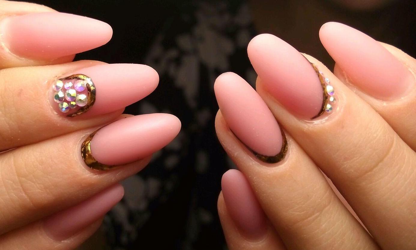 Как нарастить острые ногти: - территория 22