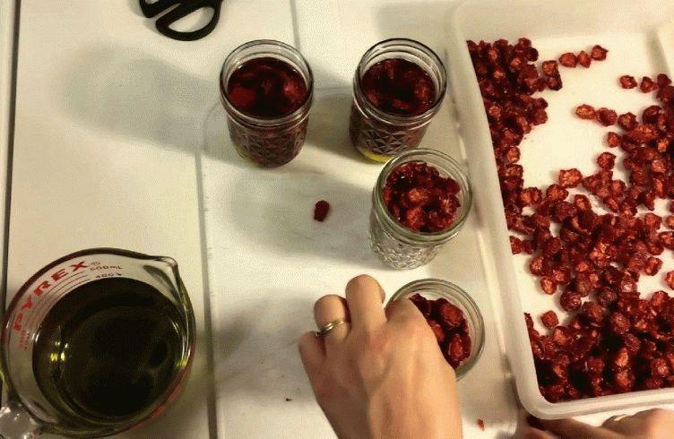Косточки от вишни применение