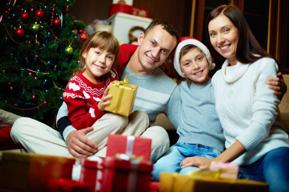 Новый год что самое главное в семье