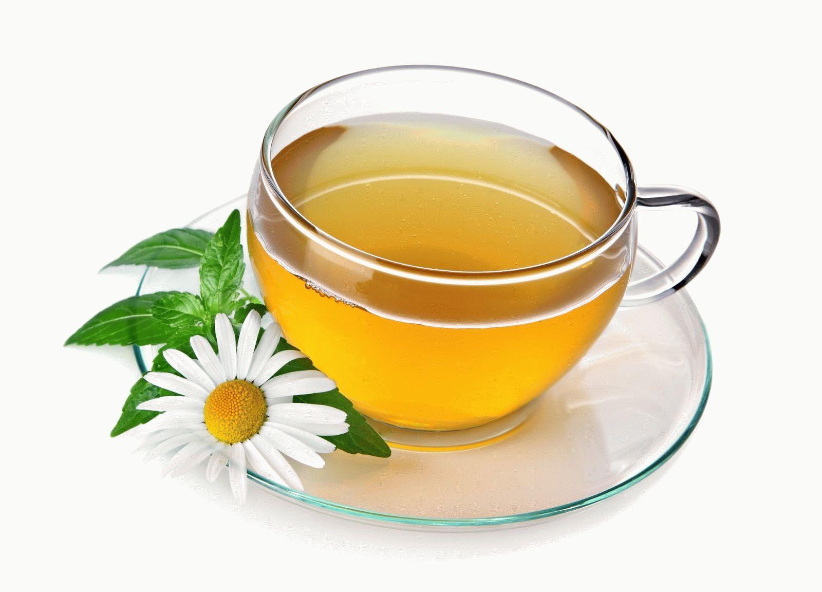Чай с ромашкой польза и вред для мужчин