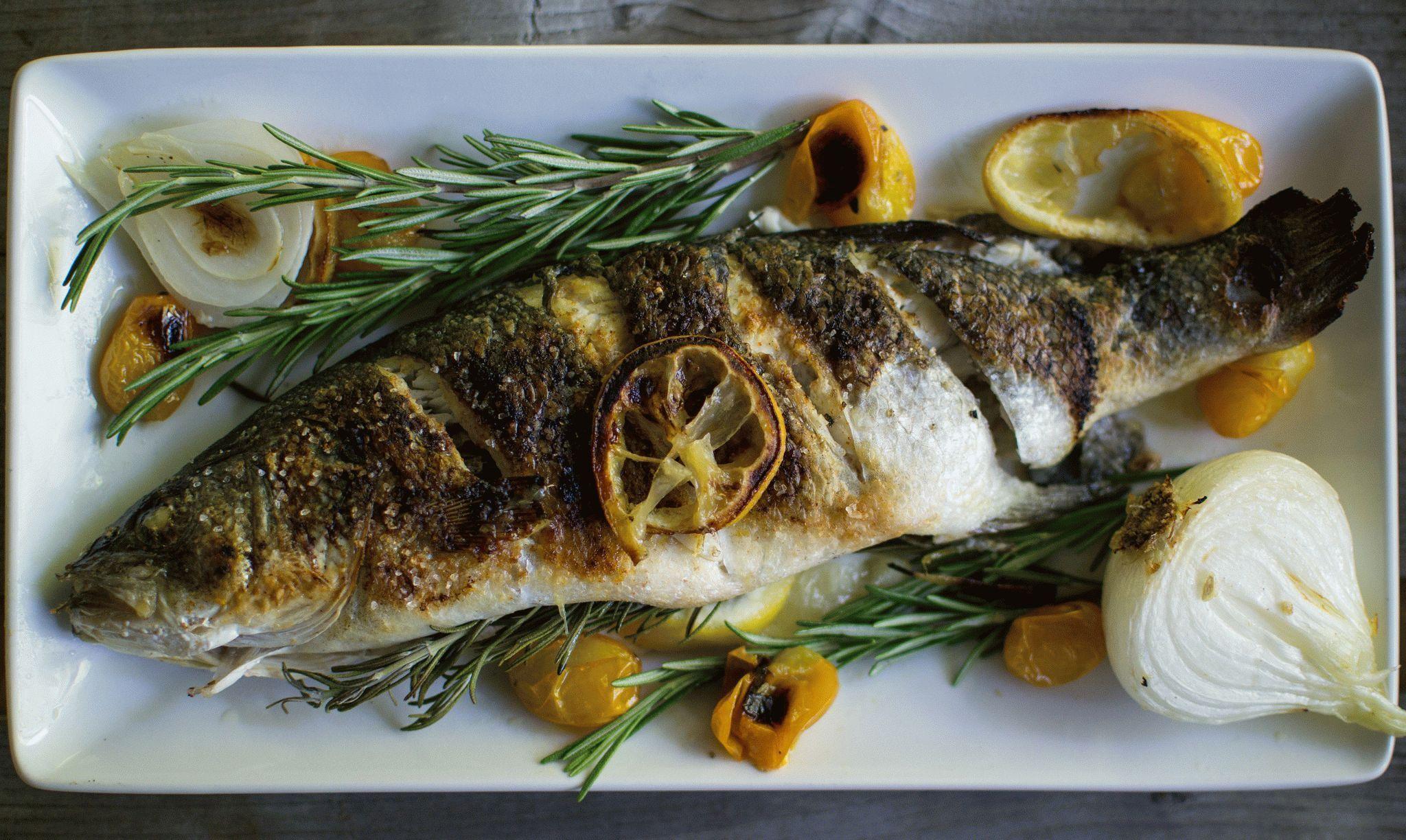 Рыба муксуны приготовления