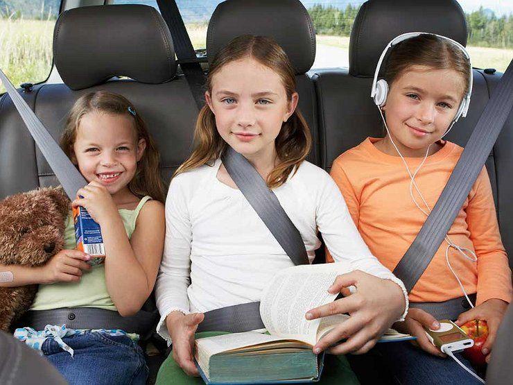 Правила перевозки детей 7 июля 2020 года
