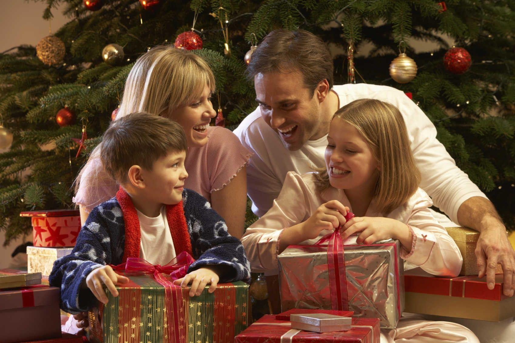Что подарите детям на новый год