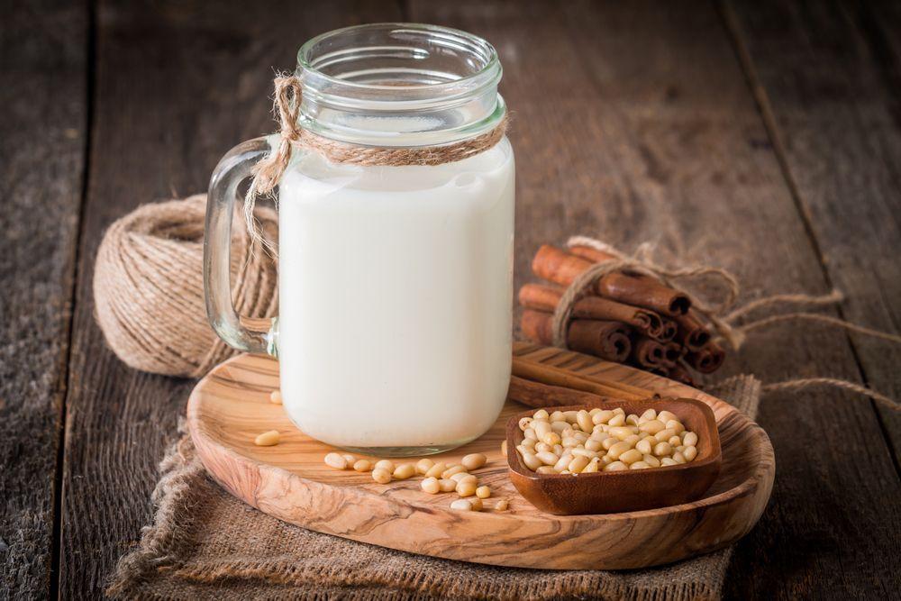 Молоко с кедровыми орешками от кашля рецепт